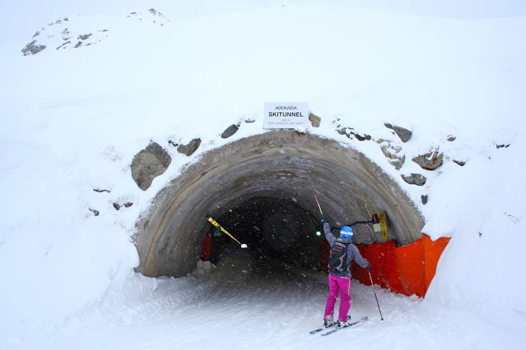skitunnel