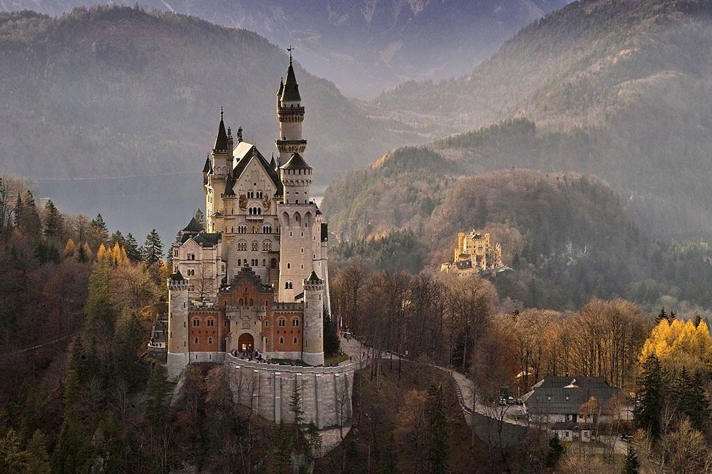kasteel neuschwanstein