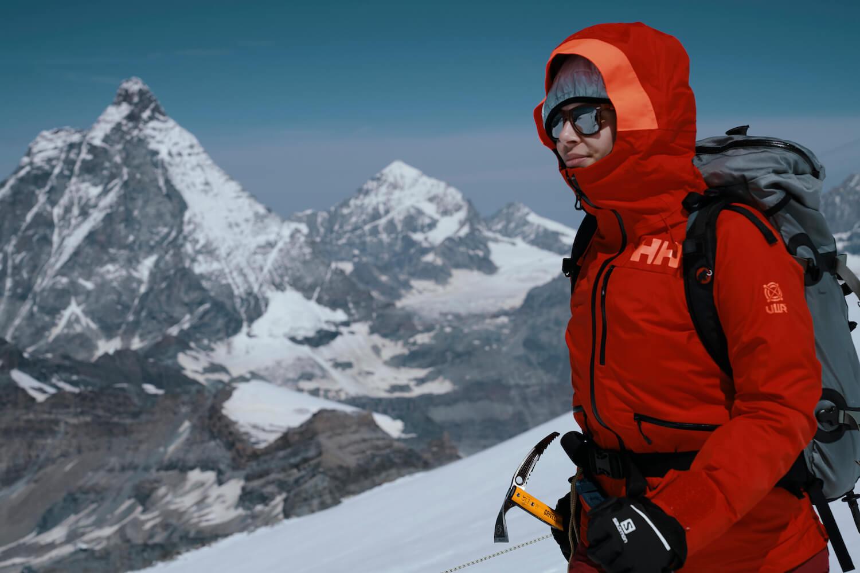 Vierduizender beklimmen Zermatt