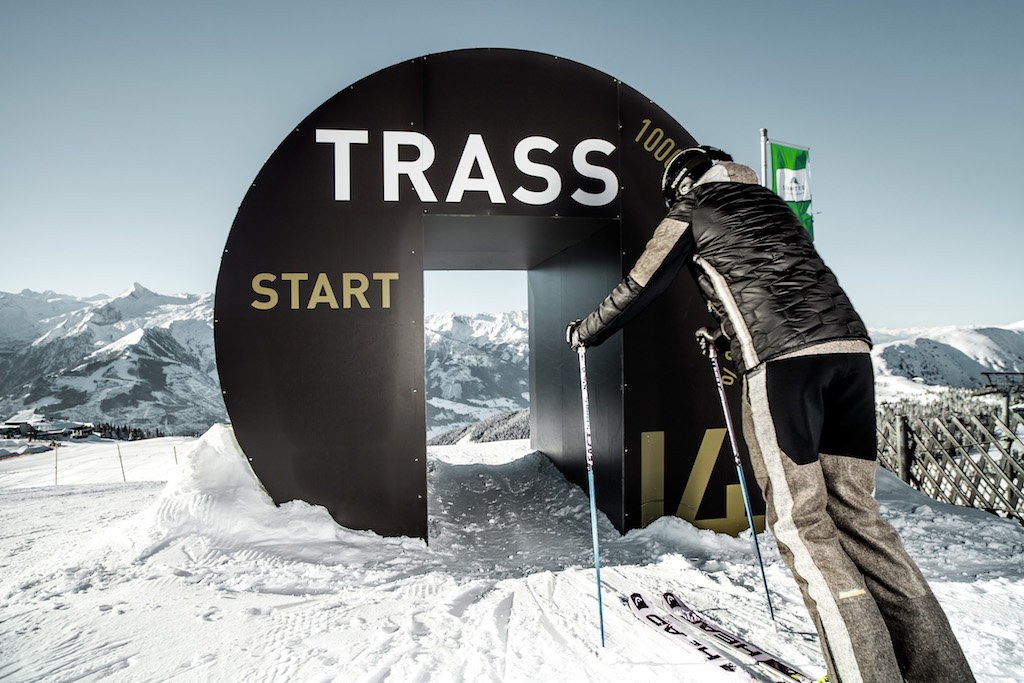 Trass afdaling