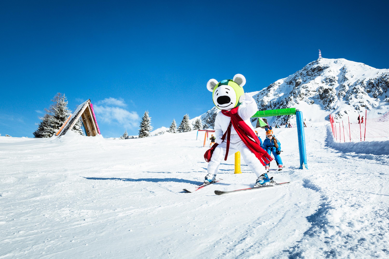 Kinderfreundliches Skigebiet