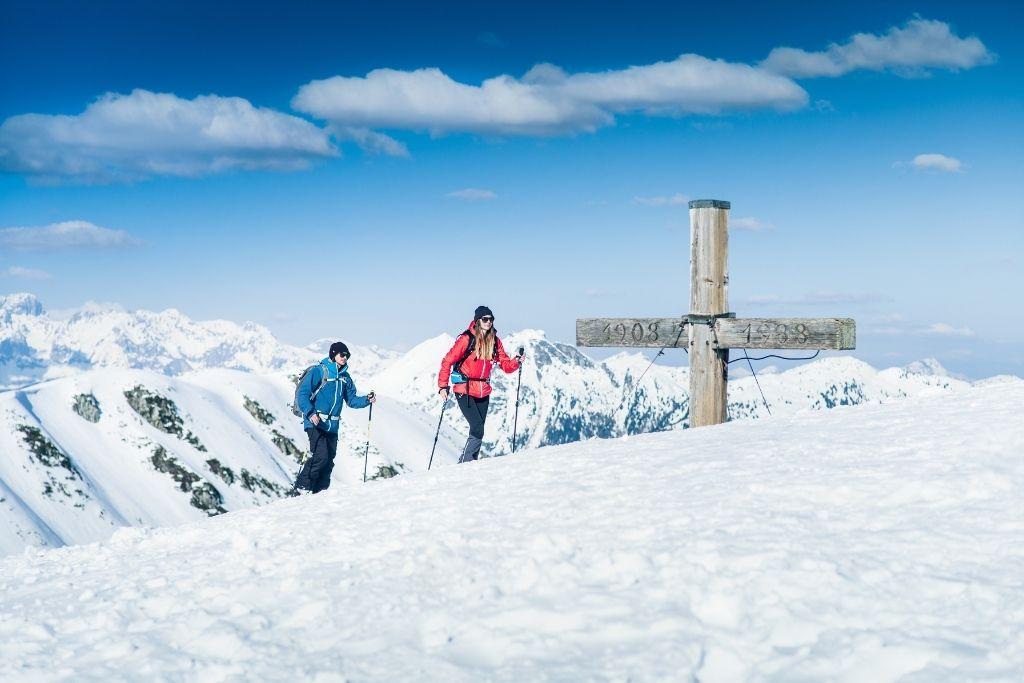 Winterwandern Obertauern