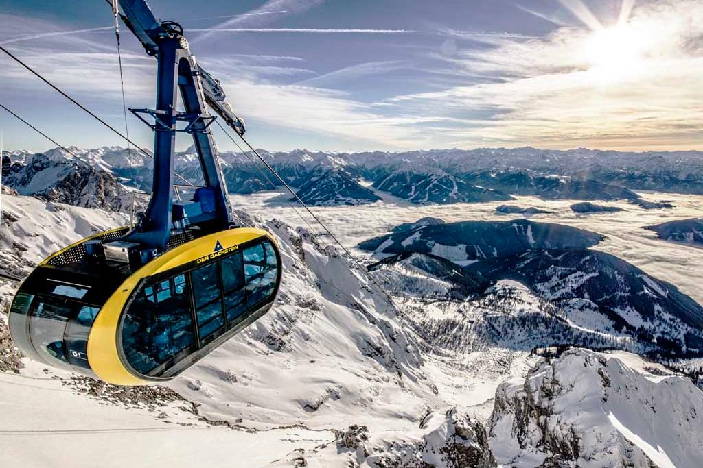 Schladming-Dachstein gondola