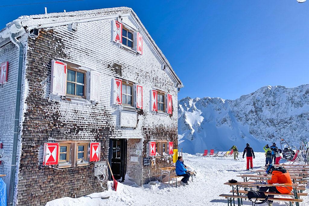 Wormser Hütte Hochjoch
