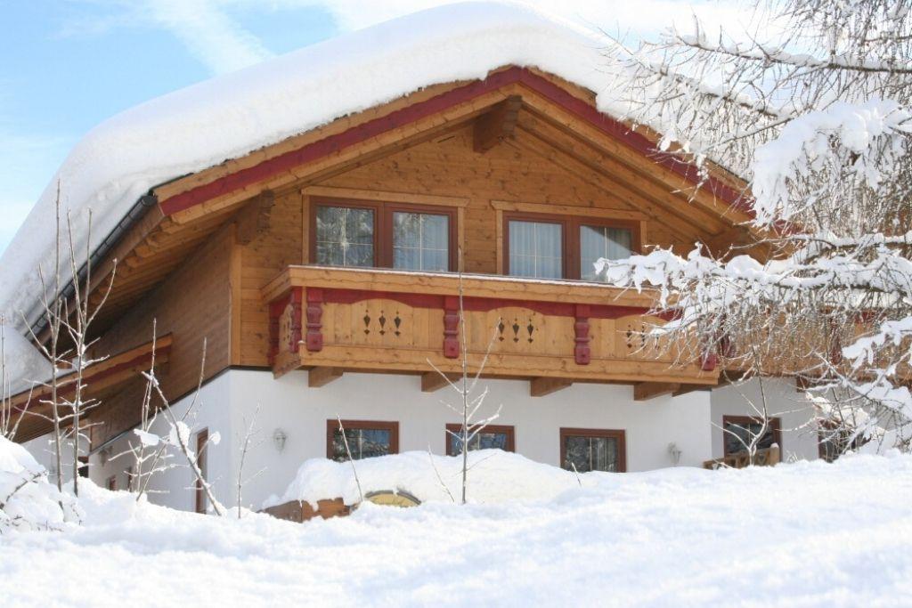 Schneeromantik im Ferienhaus Feriendorf Wildschönau