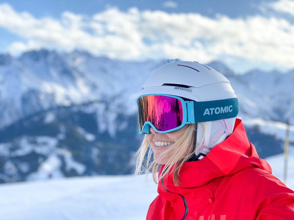 Een skihelm gaat maximaal 5 jaar mee