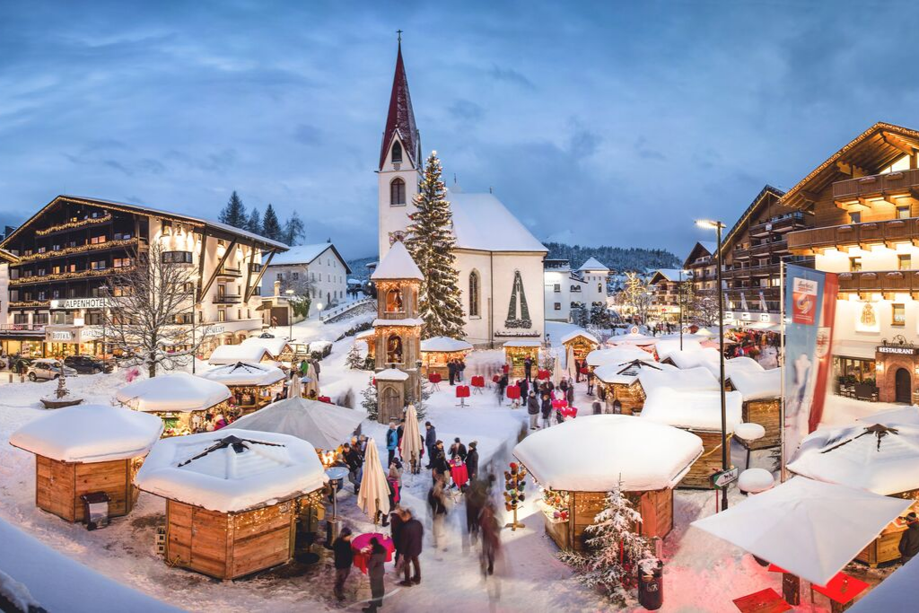 Adventmarkt in Seefeld