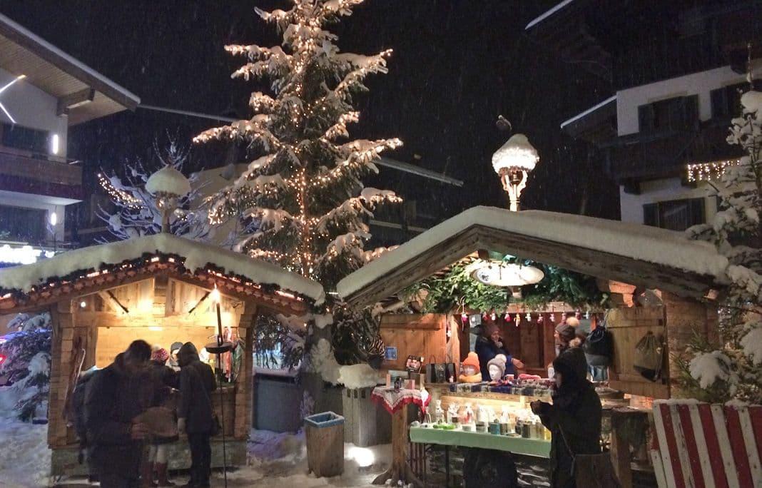 kerstmarkt alpen