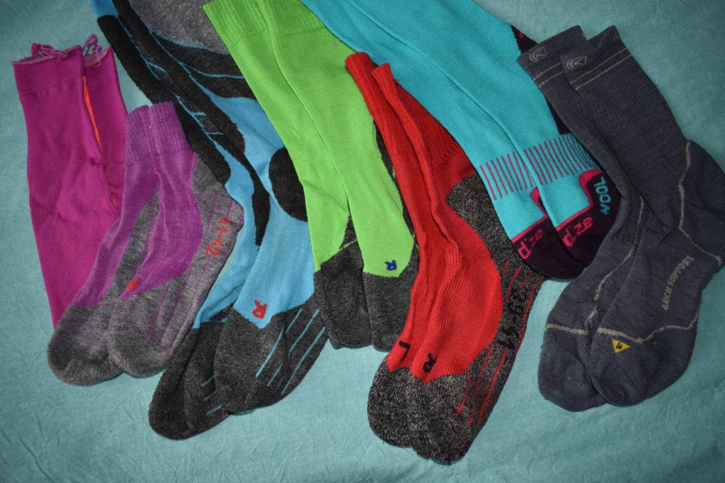 cadeaus sokken wandelen