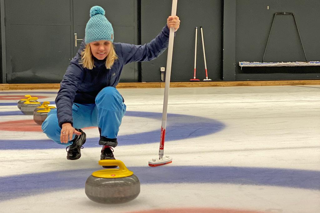 Curling CAmpery
