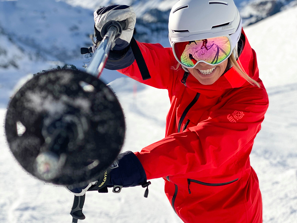 skistokken juiste lengte