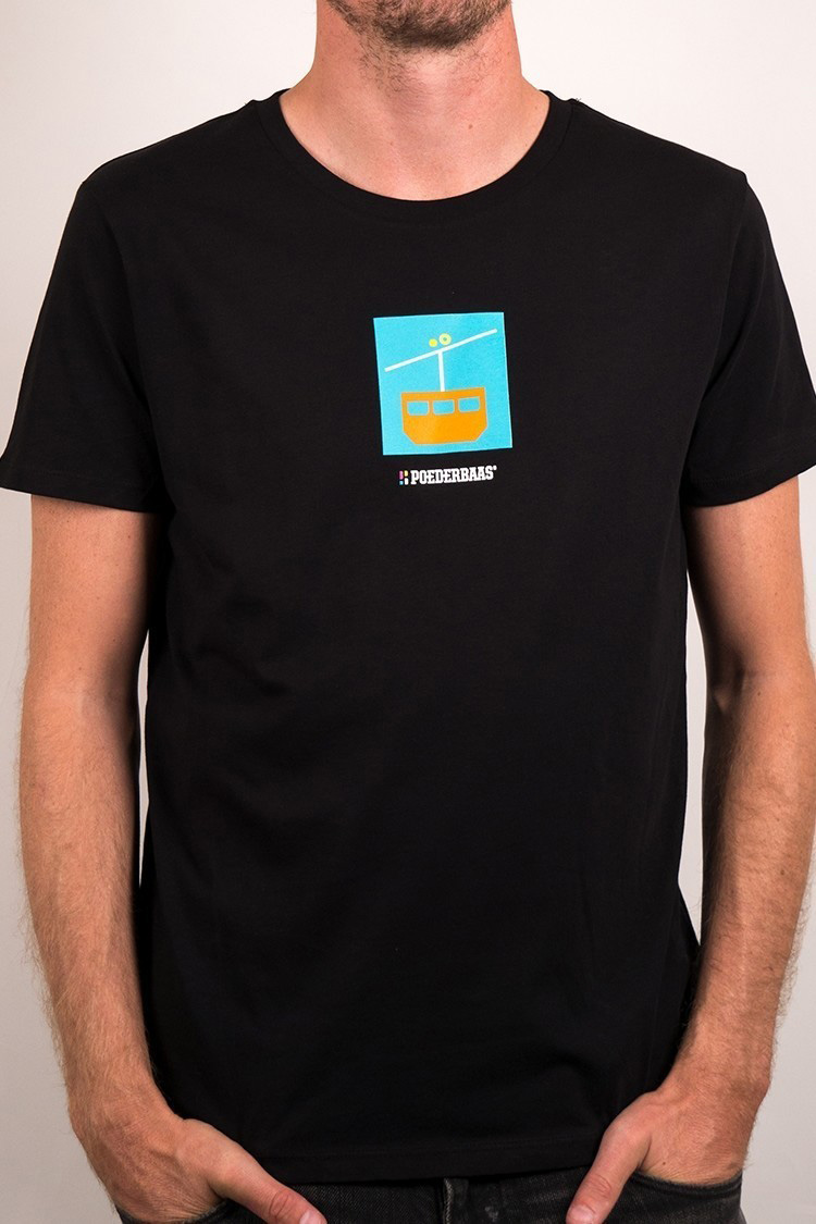 Poederbaas t-shirt