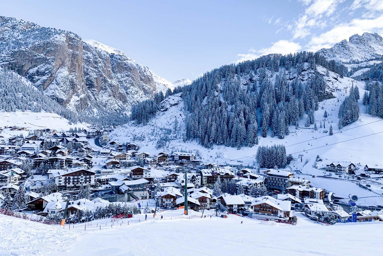Val Gardena Skiurlaub