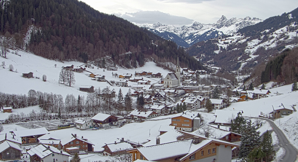 Webcam Silbertal