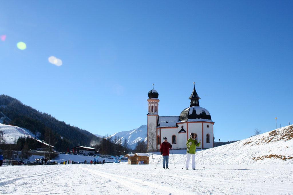 Kleine skigebieden Oostenrijk Seefeld