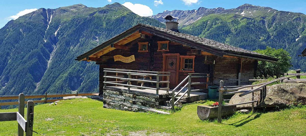 Berghutten Oostenrijk zelf huren in Heiligenblut