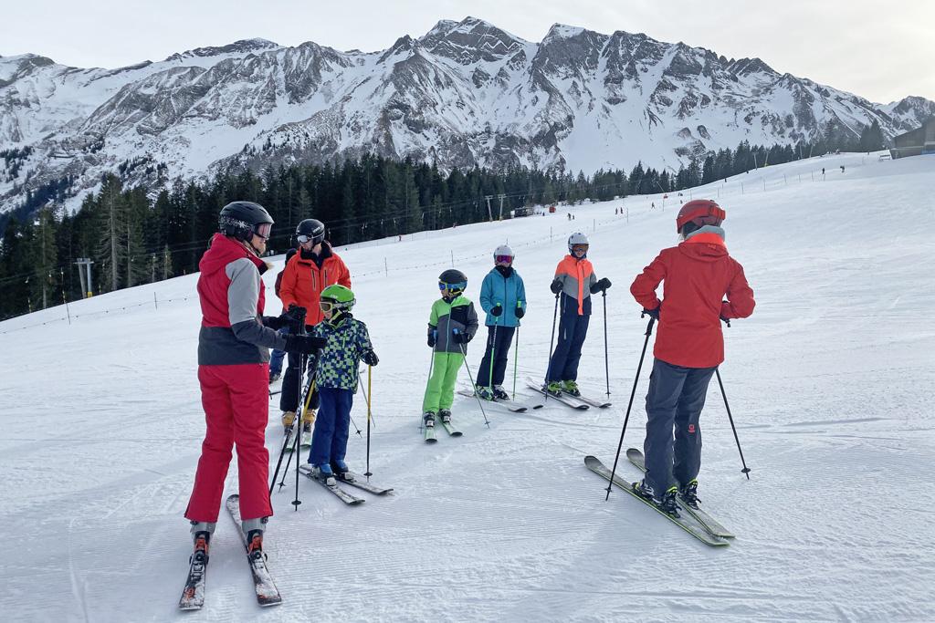Skiën in Sörenberg