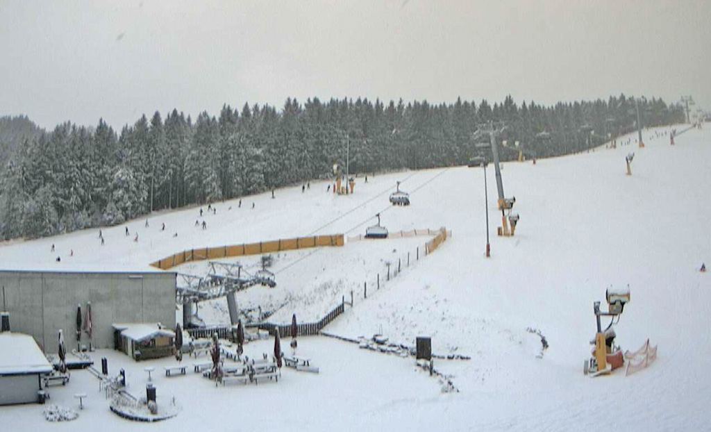 Webcam Winterberg - Poppenberg