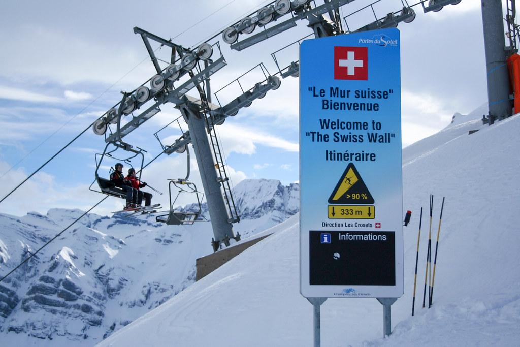Le Mur Suisse