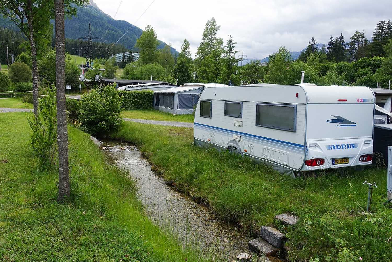 camping zuid-duitsland Zugspitze