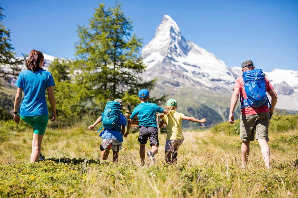 matterhorn: hoogste bergen alpen