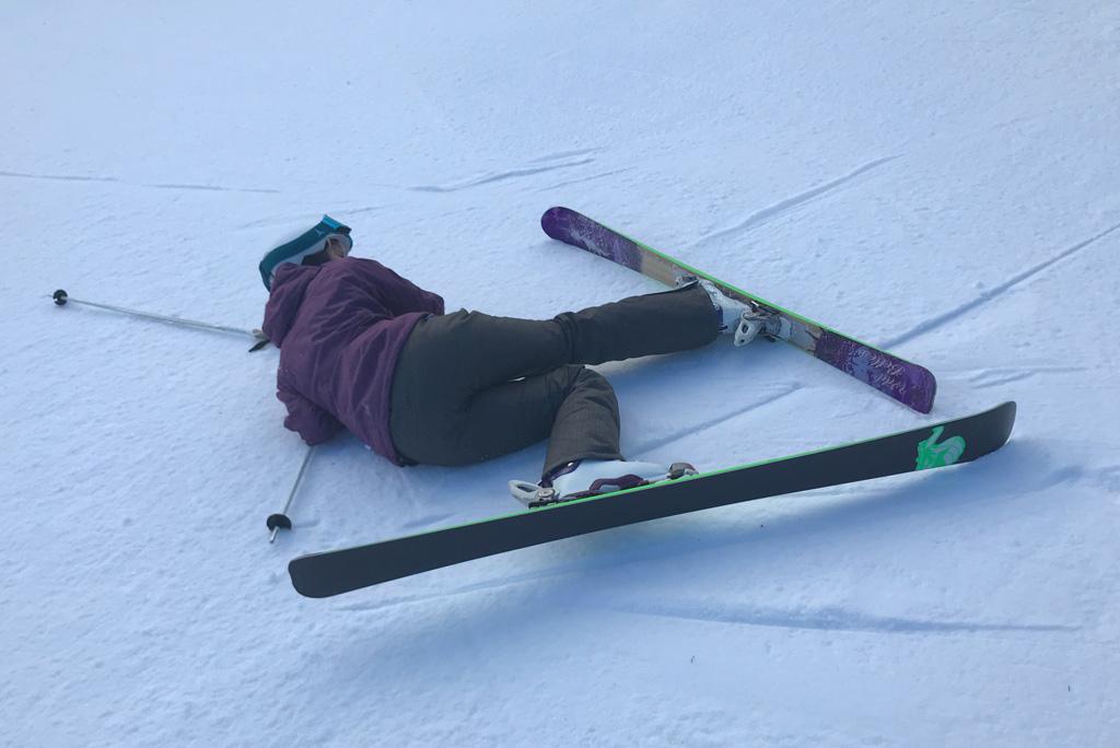 Vallen skiën