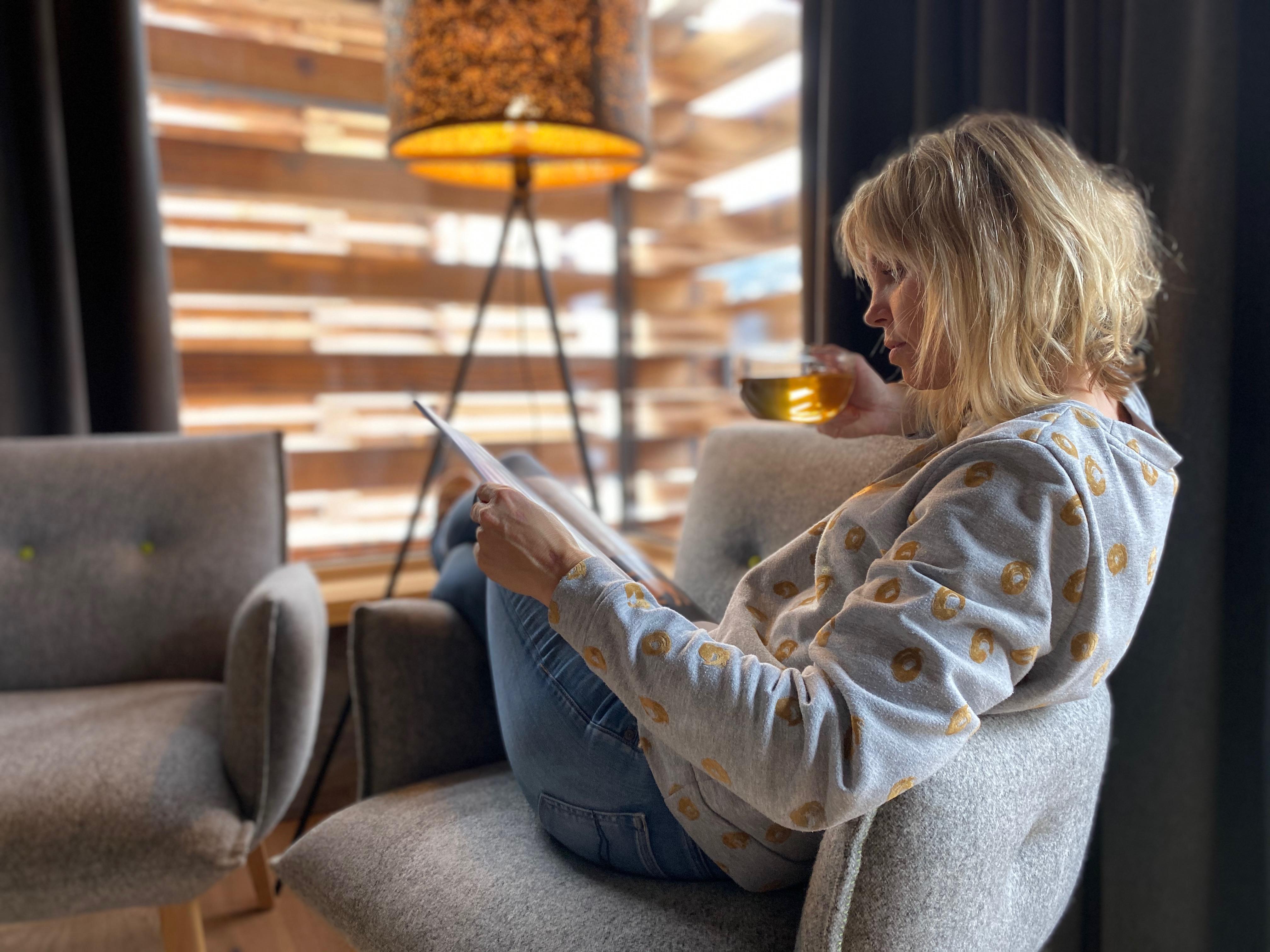 Entspannen und genießen im Hotel Bergwiesenglück