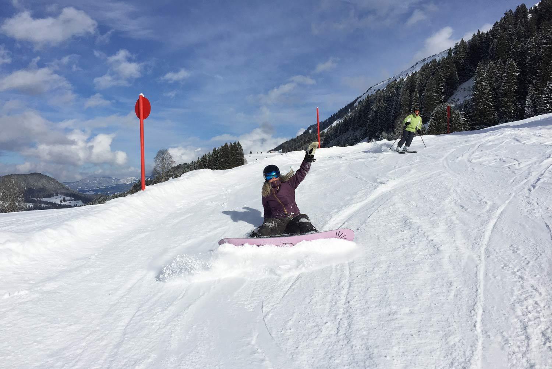 Leren snowboarden tips