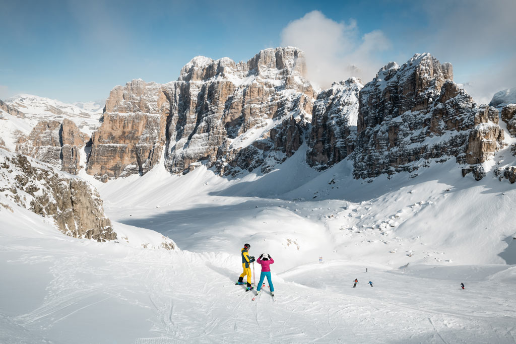 Skiën in Alta Badia