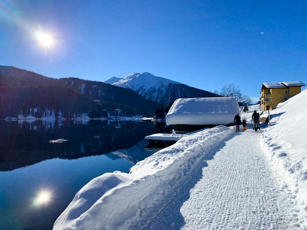 Familienaktivitäten im Skiurlaub