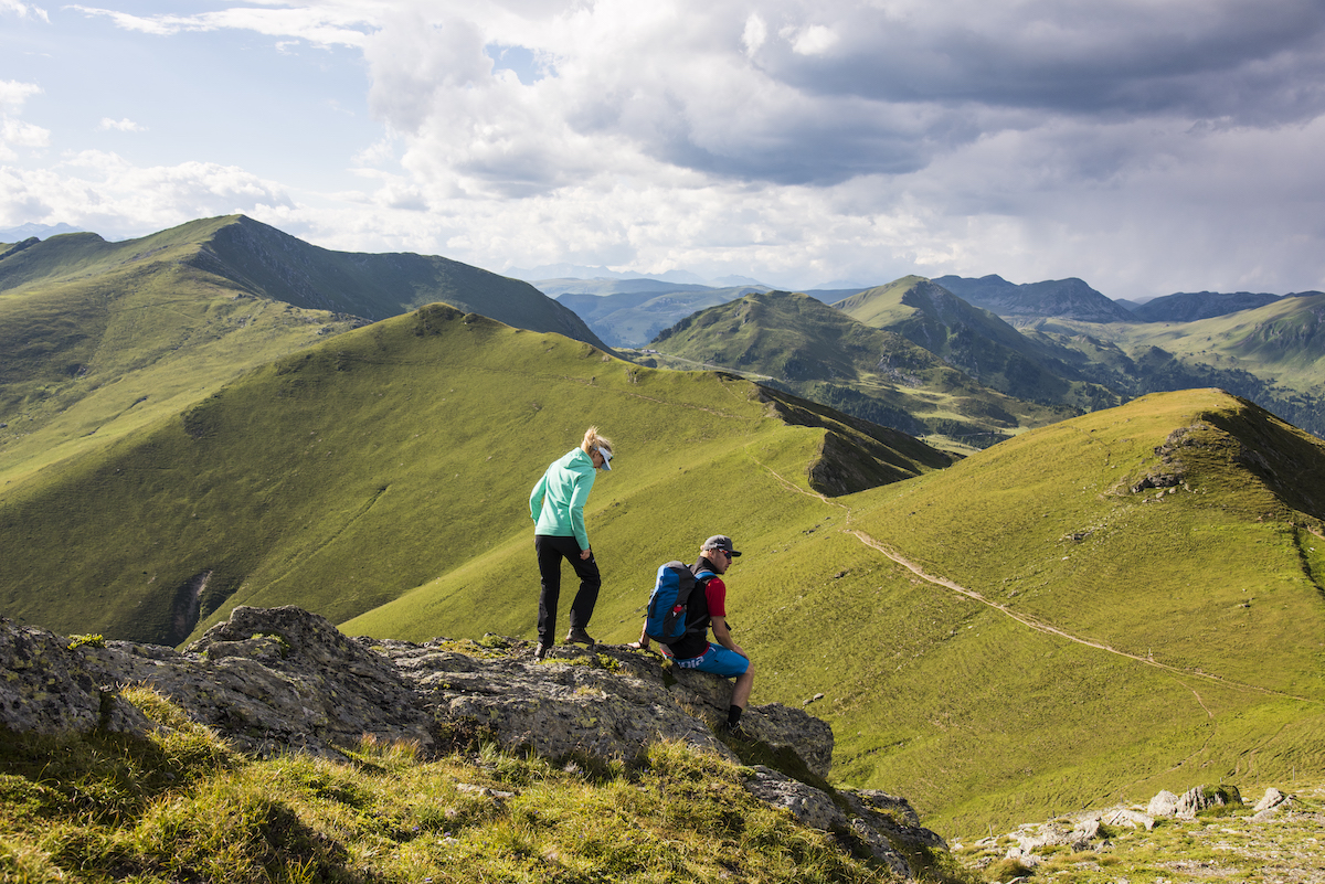 Wandelen in Nationaal Park en Biospharenpark Nockberge