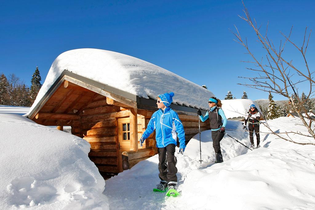 Sneeuwschoenwandelen Isère