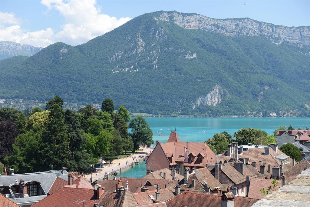 Annecy meer en lac