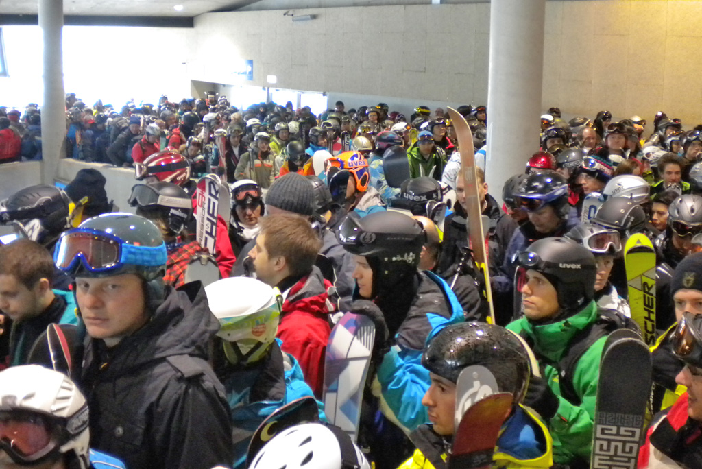Rij skilift