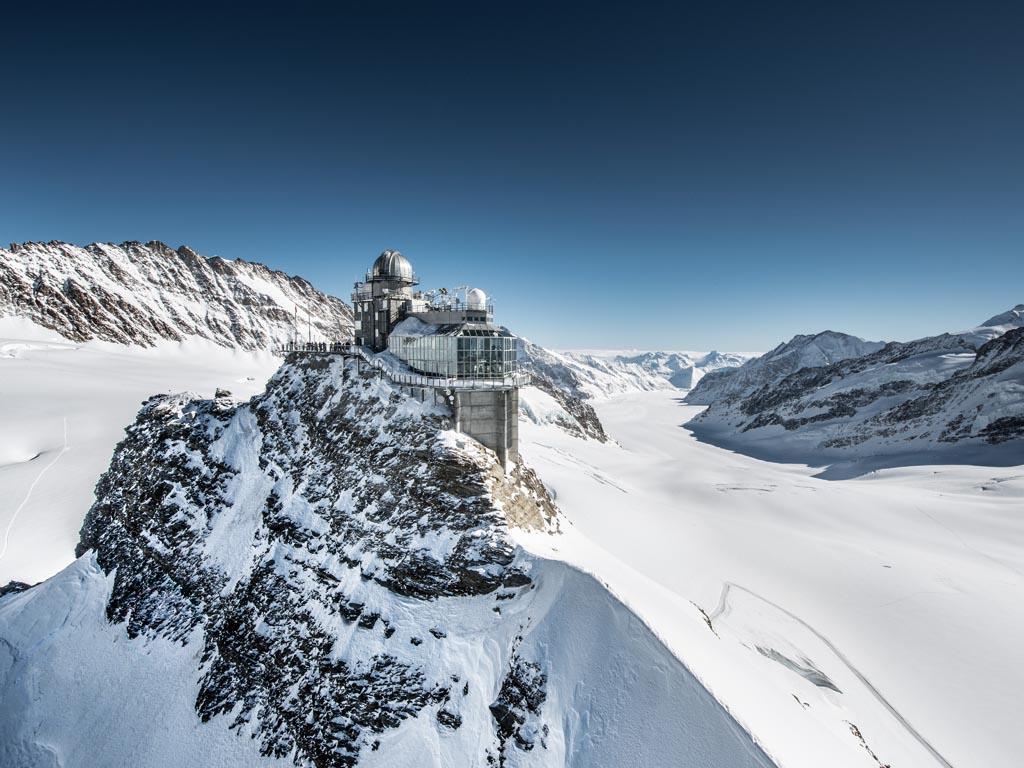 Top of Europe Jungfrau Region