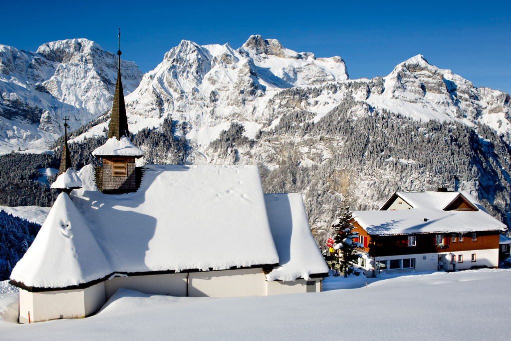 Engelberg ski resort