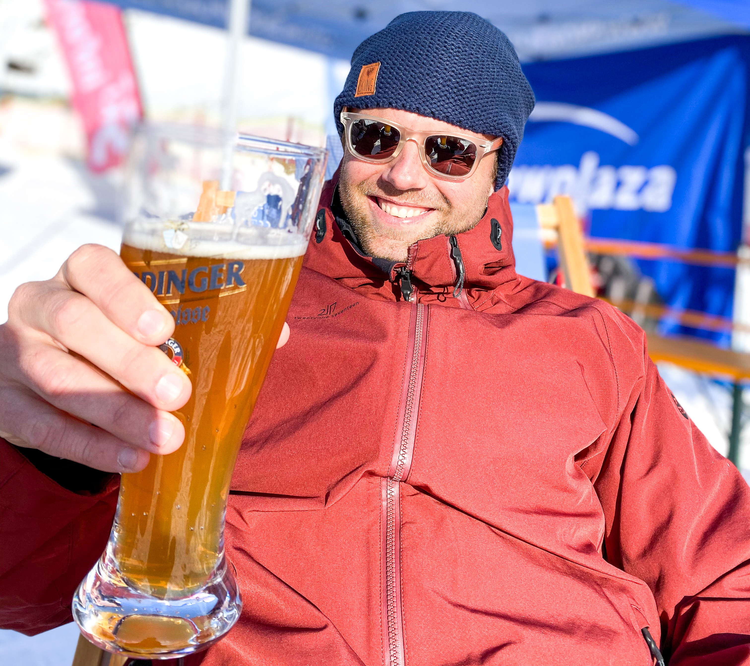 Weißbier wintersport