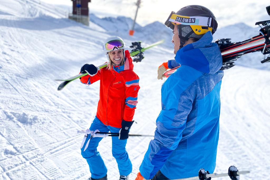 skikleding