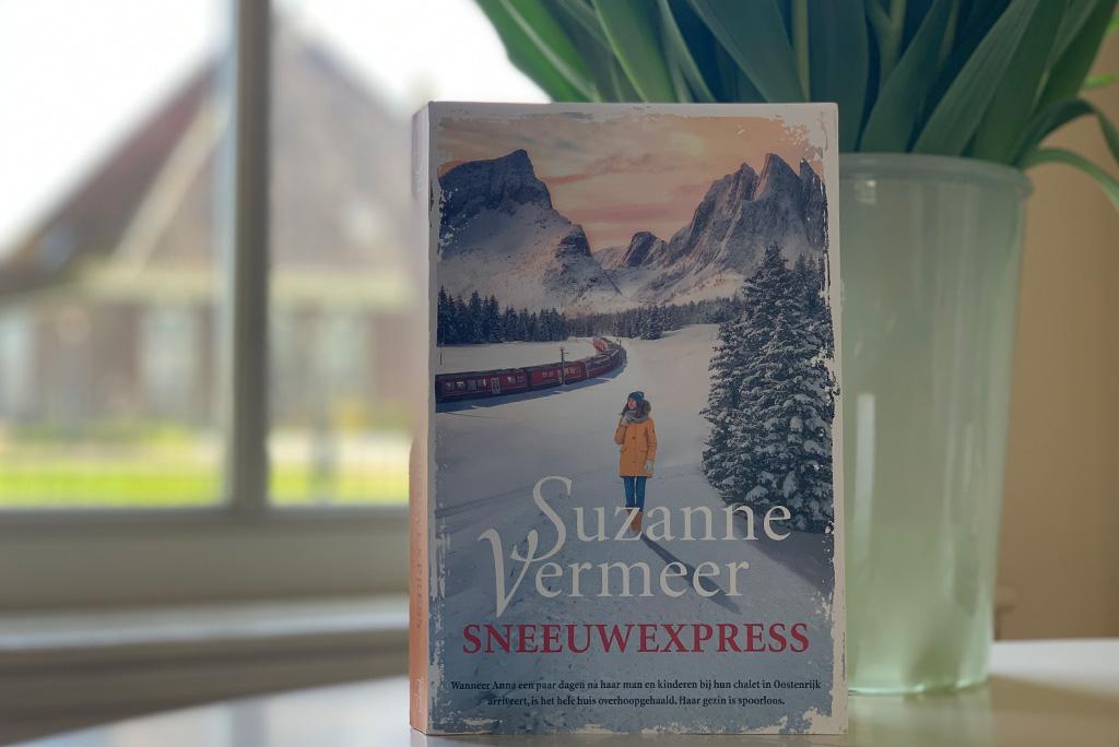 Sneeuwexpress - Suzanne Vermeer