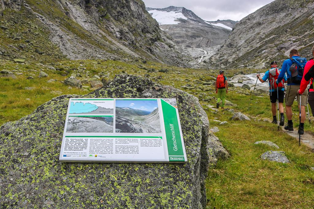 terugtrekken gletsjer