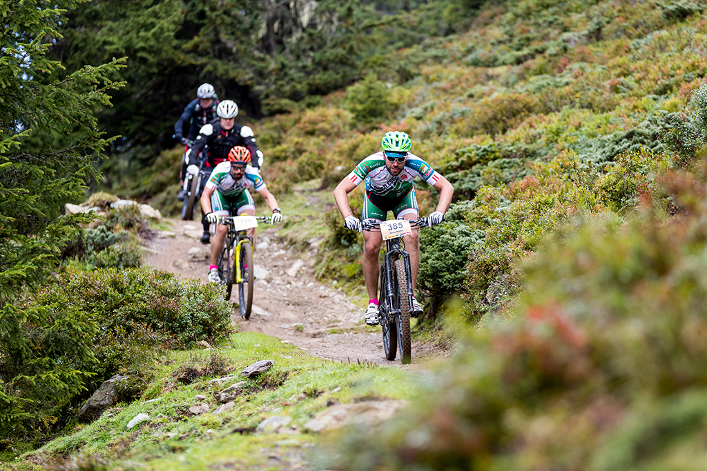 World Games of Mountainbiking Saalbach