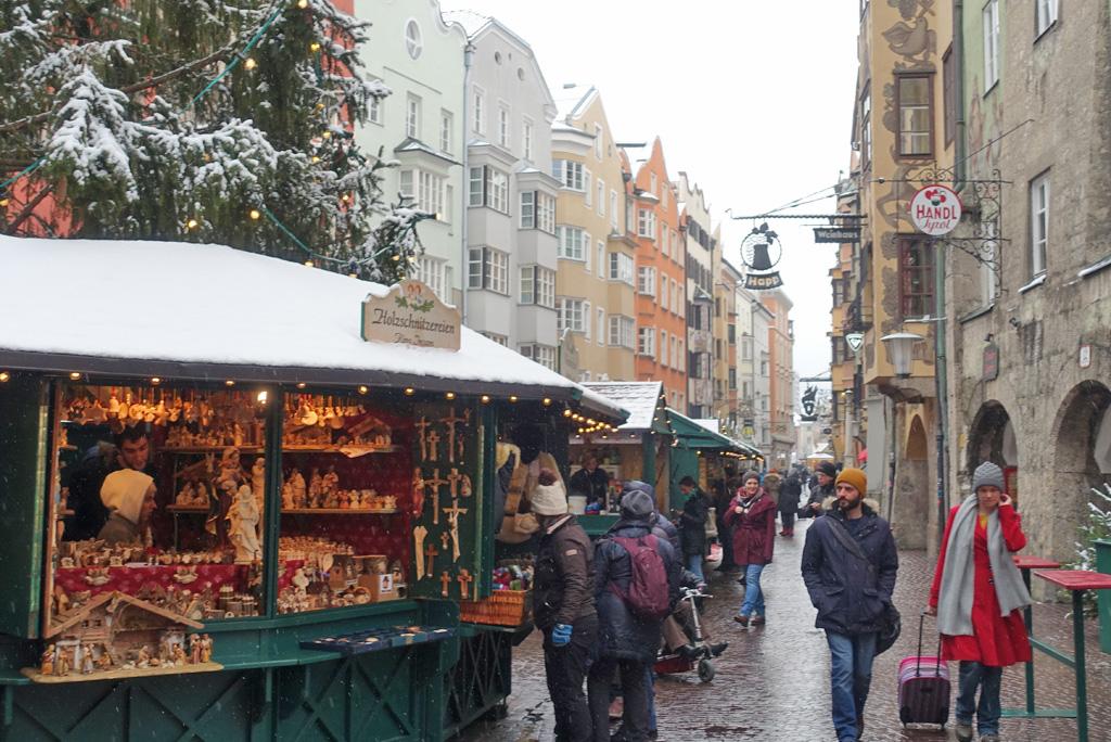 Kerstmarkt Innsbruck