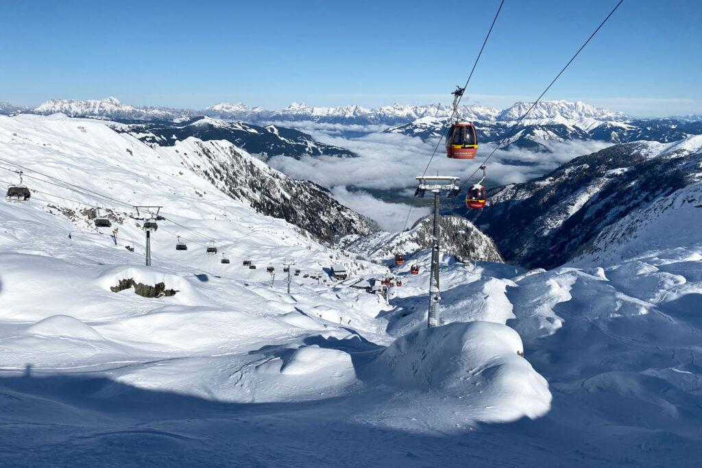 Skigebiet Kitzsteinhorn