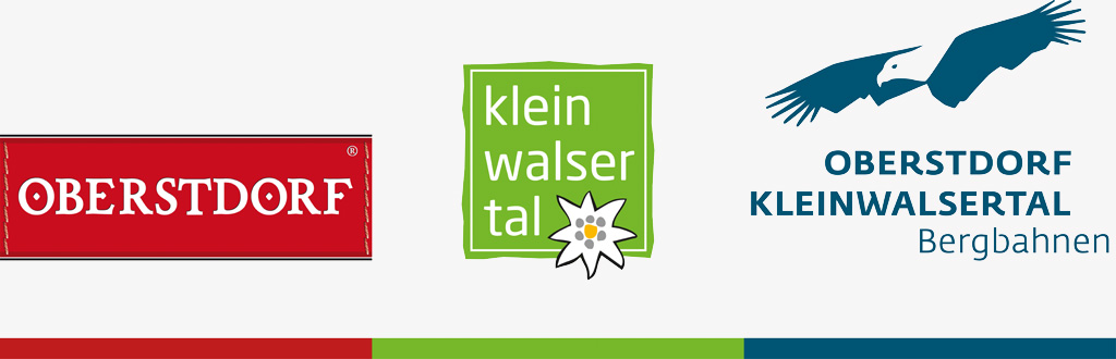 Logos OBerstdotf Kleinwalsertal