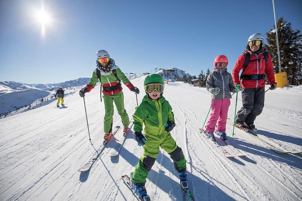 Familie Ski Juwel