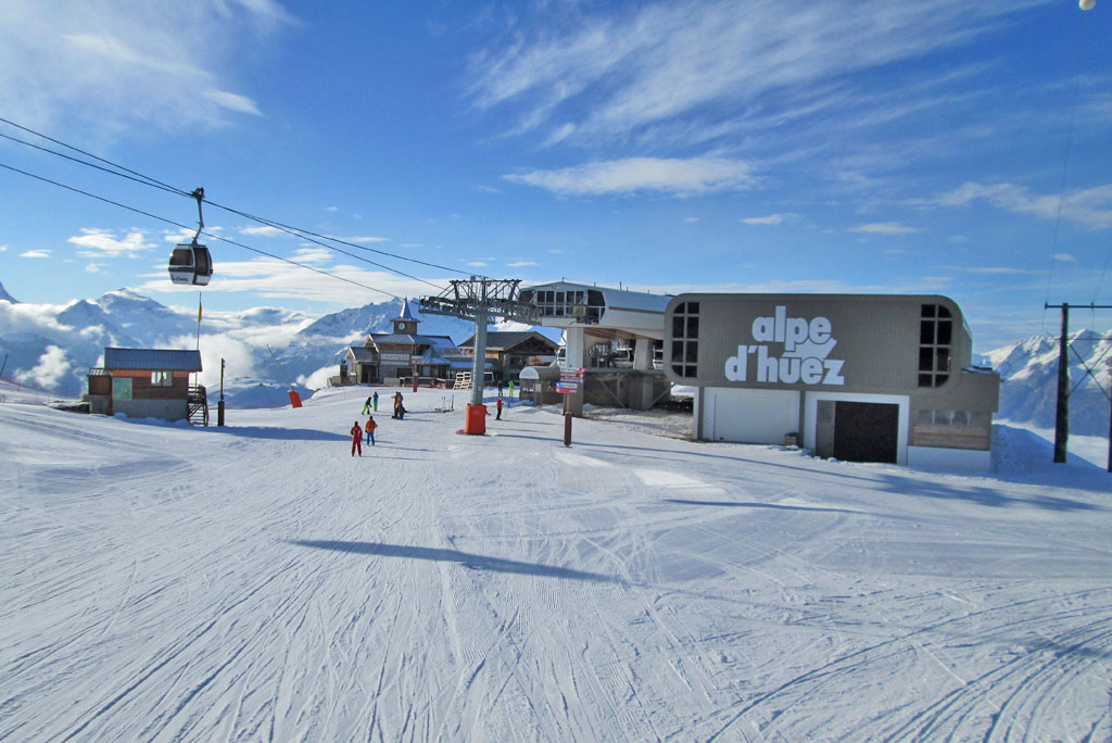 Alpe Dhuez