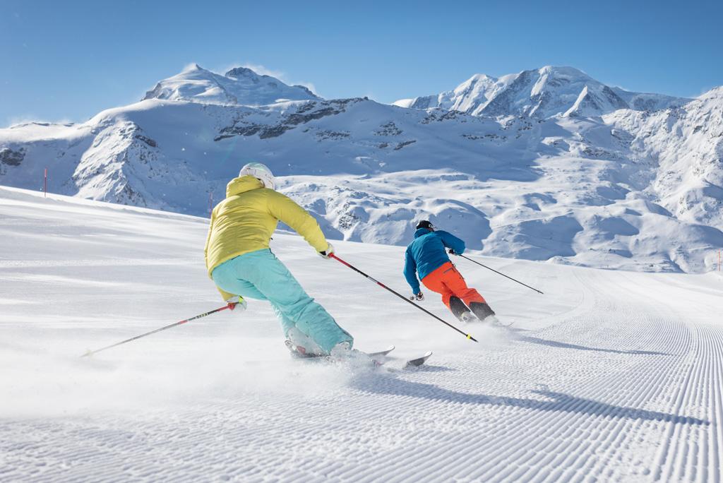Skiën Zermatt