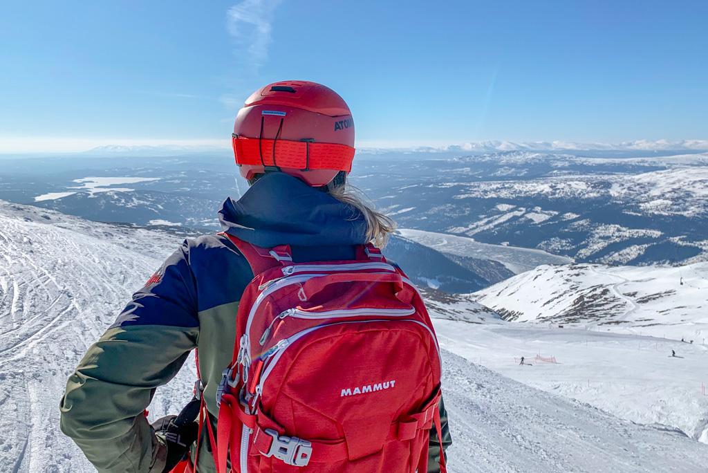 Ski rugzak Mammut