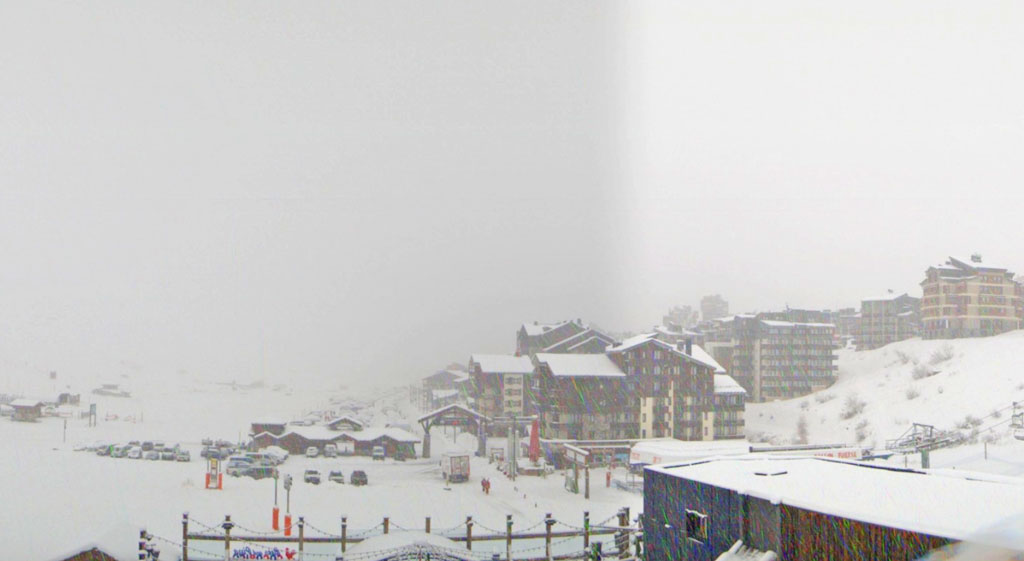 Webcam Tignes