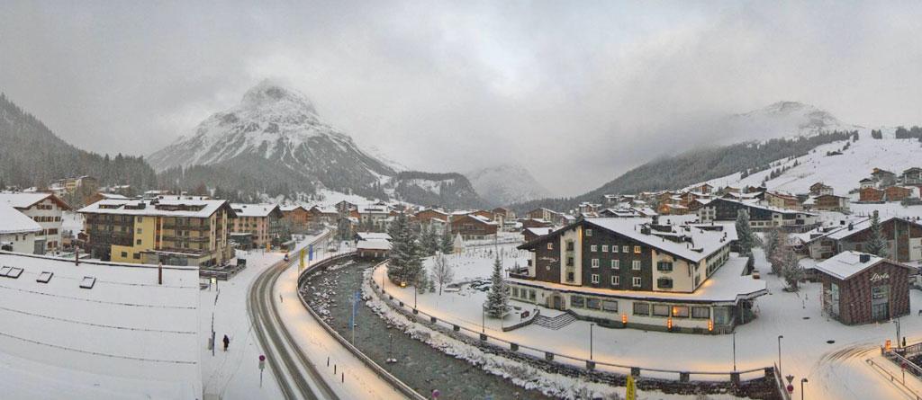 WEbcam Lech am Arlberg